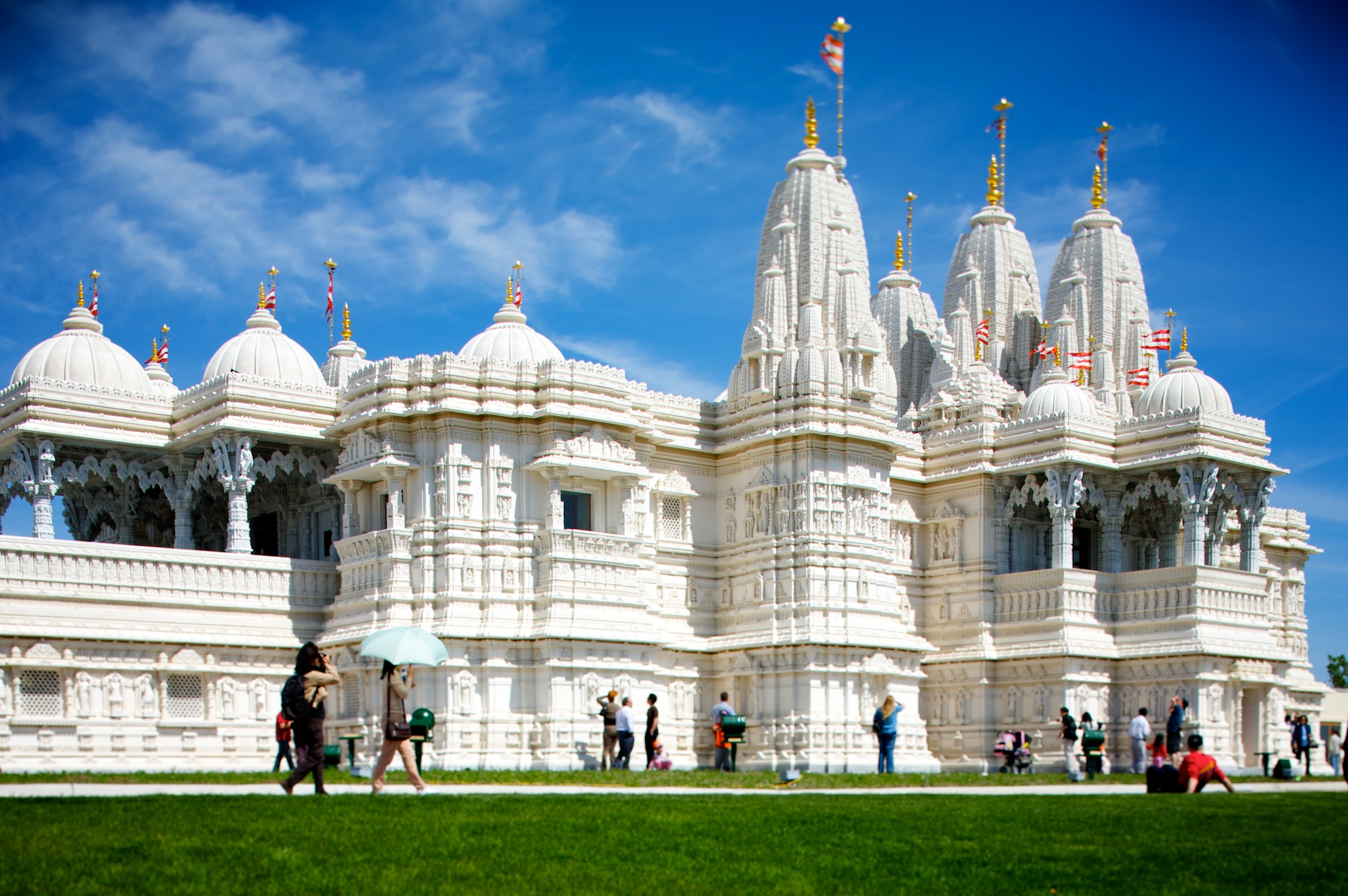 Hindu Temple Andrew Ross Photography